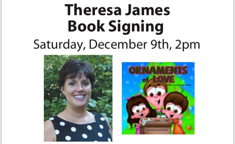 Book Signing and Storytime